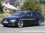 2014 Audi RS4 Avant mule spy shots