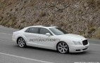2014 Bentley Continental Flying Spur Spy Video