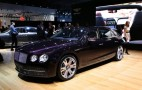 2014 Bentley Flying Spur Live Photos From The New York Auto Show