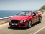 2015 Bentley Continental GTC V8 S