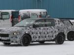 2014 BMW 1-Series Gran Turismo spy shots