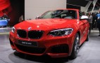 2014 BMW 2-Series Debuts In Detroit: Video, Live Photos