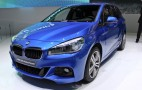 2014 BMW 2-Series Active Tourer: Live Photos From Geneva Show