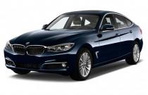2014 BMW 3 Series Gran Turismo 5dr 328i xDrive Gran Turismo AWD Angular Front Exterior View
