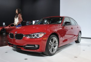 2014 BMW 328d: Diesel Sport Sedan At New York Auto Show