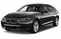 2014 BMW 5-Series Gran Turismo 5dr 535i Gran Turismo RWD Angular Front Exterior View
