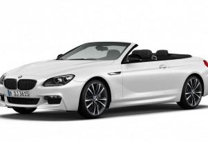 2014 BMW Frozen Brilliant White Edition 6-Series Convertible - image: BMW