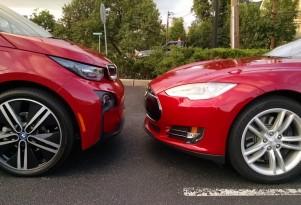 Will Tesla steamroller German luxury makers? Perhaps not