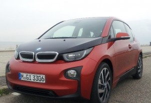 2014 BMW i3 (German-market version), Amsterdam, Oct 2013