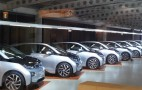 2014 BMW i3 Electric Car Drivers Can Opt For Solar Charging Service