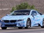 2015 BMW i8 spy shots