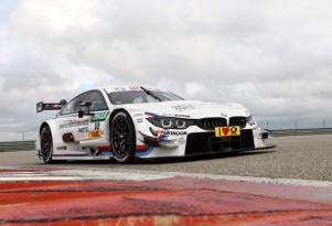 2014 BMW M4 DTM race car