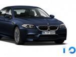 2014 BMW M5 leaked