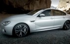 Inside And Outside The BMW M6 Gran Coupe: Video