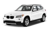 2014 BMW X1 RWD 4-door 28i Angular Front Exterior View