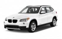 2014 BMW X1 RWD 4-door 28i Angular Front Exterior View