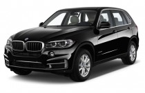 2014 BMW X5 AWD 4-door 35d Angular Front Exterior View