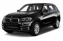2014 BMW X5 AWD 4-door 35d Angular Front Exterior View