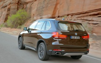 2014 BMW X5 Priced From $53,725: Which Model's Right For Your Family?