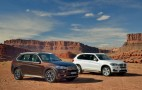 BMW Compares All Three Generations Of Its X5: Video