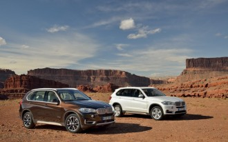 2014 BMW X5: Sportier, Technology-Packed, Still Family-Friendly
