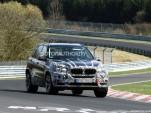 2014 BMW X5 spy shots
