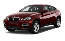 2014 BMW X6 AWD 4-door 35i Angular Front Exterior View