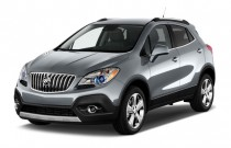 2014 Buick Encore FWD 4-door Angular Front Exterior View