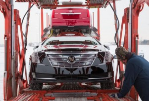 2014 Cadillac ELR Luxury Electric Coupe: Now En Route To Dealers
