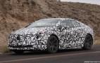 2014 Cadillac ELR Spy Shots