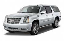2014 Cadillac Escalade ESV 2WD 4-door Base *Ltd Avail* Angular Front Exterior View