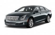 2014 Cadillac XTS 4-door Sedan Platinum FWD Angular Front Exterior View