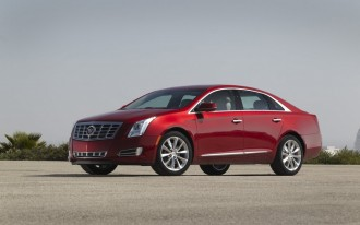 2014 Cadillac XTS Adds Turbo V-6, Parking Tech