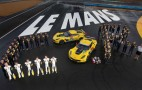 Chevrolet Corvette C7.R Gets Ready For 2014 24 Hours Of Le Mans