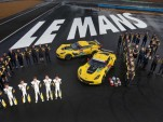 2014 Chevrolet Corvette C7.R at the 24 Hours of Le Mans