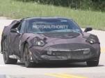 2014 Chevrolet Corvette (C7) spy shots