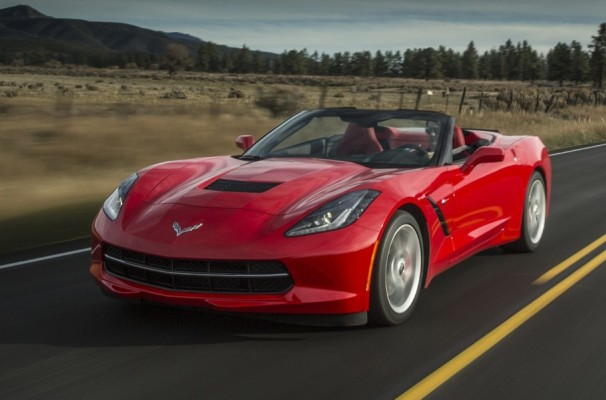 2015 Chevrolet Corvette Stingray Order Guide Leaked