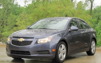 2014 Chevy Cruze Diesel: First Drive