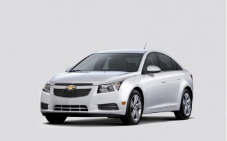 2014 Chevrolet Cruze Clean Turbo Diesel Priced At $25,695