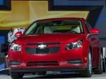 2014 Chevrolet Cruze Clean Turbo Diesel, 2013 Chicago Auto Show [photo: Steve Fecht for Chevrolet]