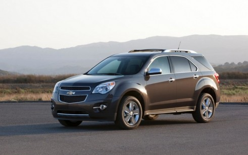 2014 Chevrolet Equinox vs Ford Escape GMC Terrain Honda CRV