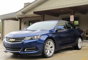 2014 Chevrolet Impala 2.5-Liter Four-Cylinder: Quick Drive