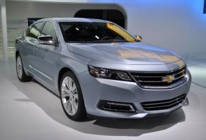 New 2014 Chevrolet Impala Eco Model To Join Cruze, Malibu