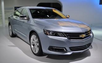 2014 Chevrolet Impala Live Photos: 2012 New York Auto Show