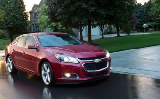 GM Recalls 2014 Chevy Malibu For Brake Update