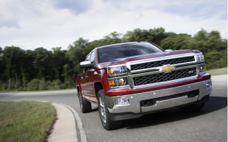 2014 Chevrolet Silverado, GMC Sierra recalled over power steering loss: 690,000 U.S. trucks affected