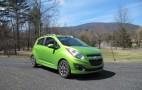 One Million Chevrolet Spark Minicars Sold Globally Since 2009