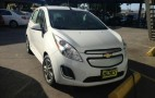 First 2014 Chevrolet Spark EVs Now At CA, Oregon Dealers