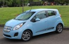 Chevy Spark EV Electric Car: No Retail Sales In Canada, Europe