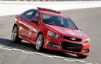 After Recent Fire, Chevy SS Returns For Pacing Duties At Daytona 500